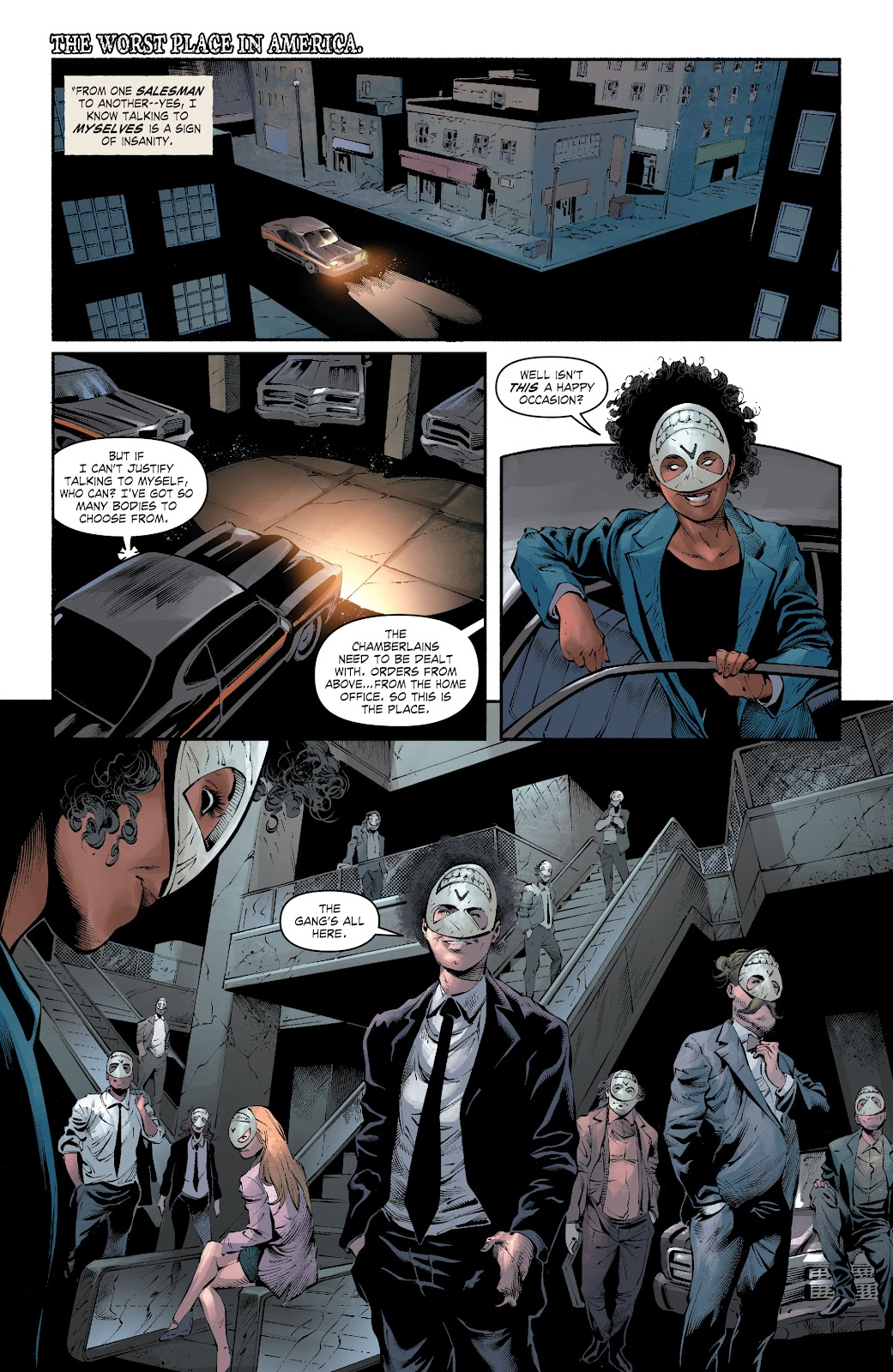 Read online The Curse of Brimstone: Ashes comic -  Issue # TPB (Part 2) - 30