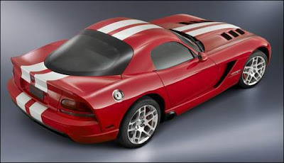 The 2008 Dodge Viper Srt 10 Will Debut At 2007 North American International Auto Show In Detroit Next Month