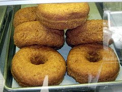 A delicious and healthy Snack--Donuts