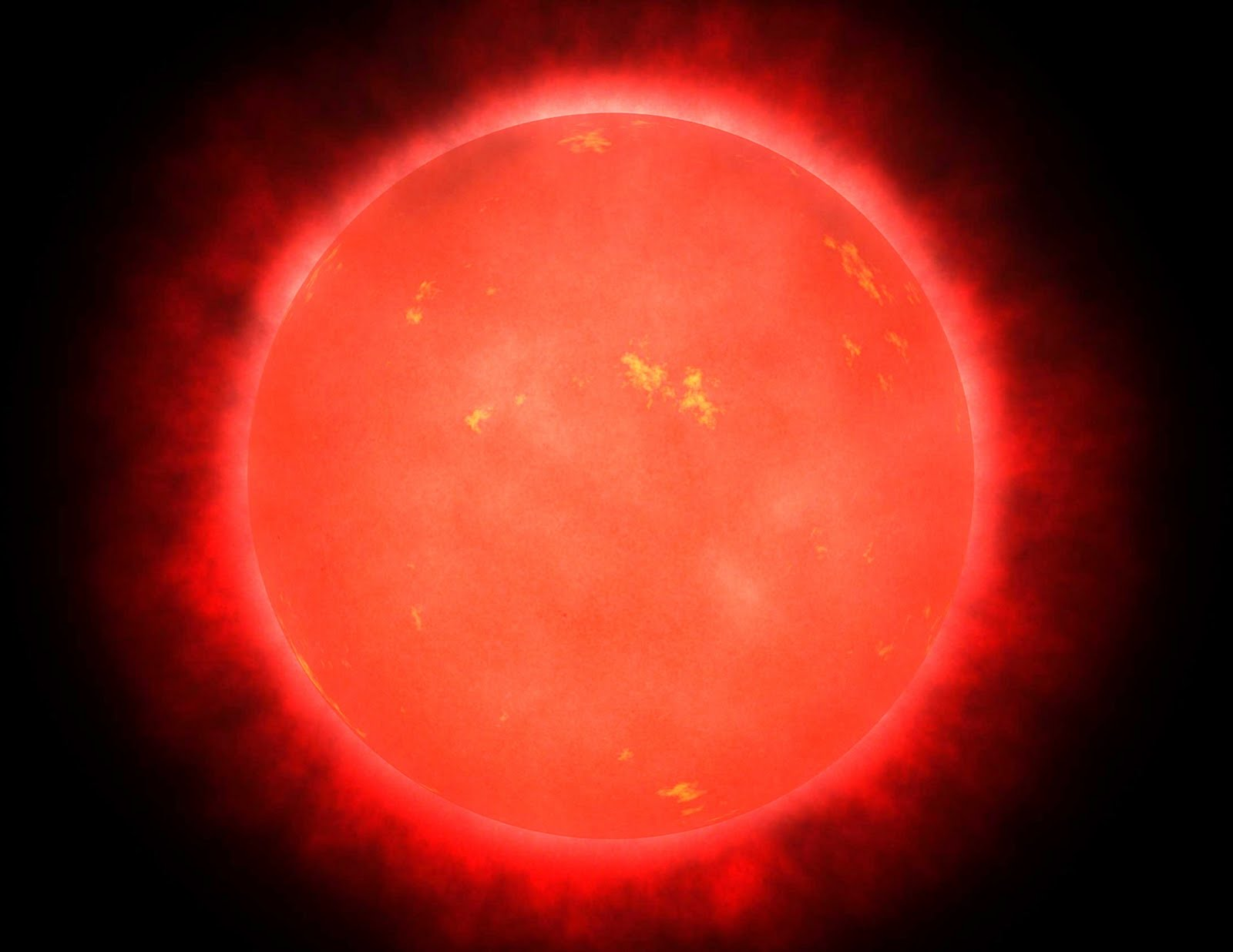 Red Dwarf Sun (page 2) - Pics about space