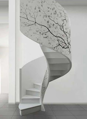 About the staircase. - Ideas To Decorate Staircase Wall