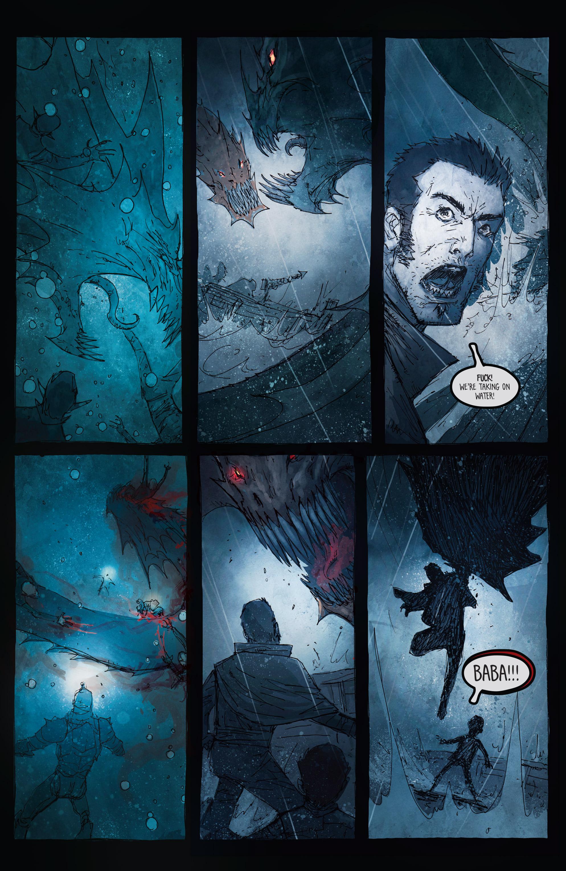 Read online Broken Moon: Legends of the Deep comic -  Issue #5 - 9