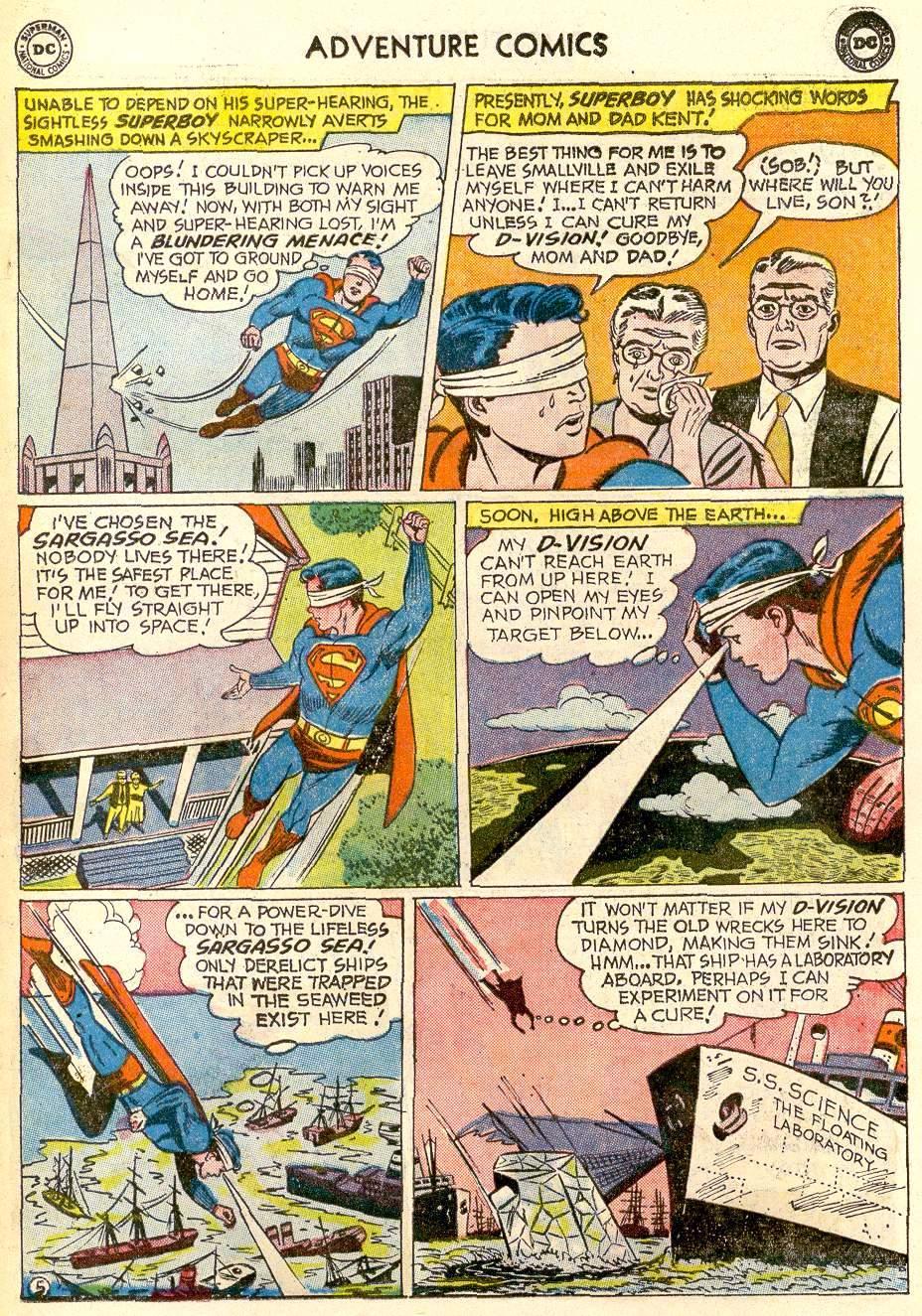 Read online Adventure Comics (1938) comic -  Issue #259 - 7