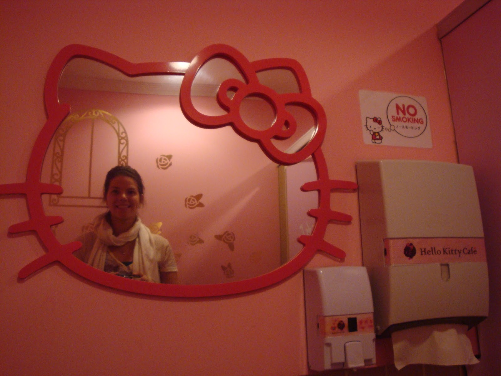 Hello Kitty Potty Chair Papasan Rocking The Adventures Of Lstan Cafe