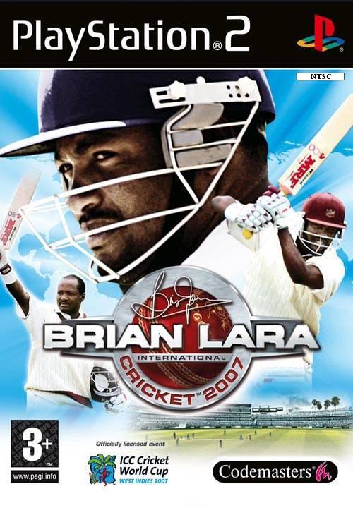 Brian Lara International Cricket 2007 Ps2 Iso Download