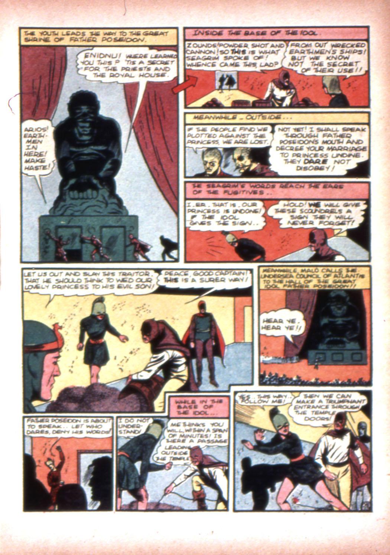 Read online Sensation (Mystery) Comics comic -  Issue #20 - 21