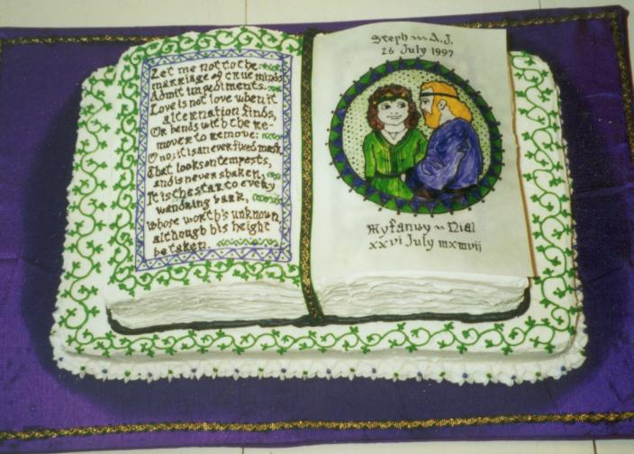 The Secret Garden Book Shaped Cake Ideas For Children And