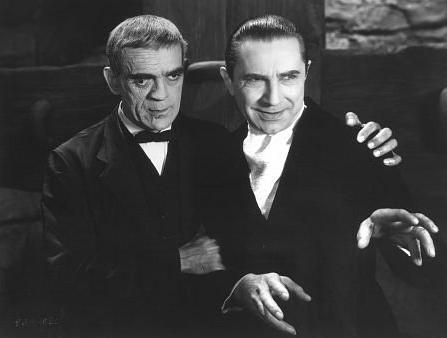 Boris Karloff & Bela Lugosi | Actors & Actresses | Pinterest  |Boris Karloff Bela Lugosi
