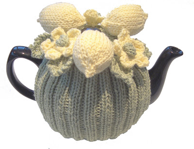 Lemon Tea Cosy Knitting In The Round Knitting Workshop At Castaway