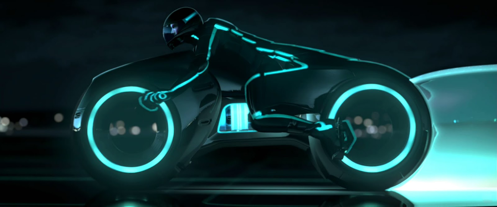the tron light cycle - photo #22