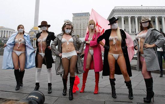 About Femen Ukrainian Women 20