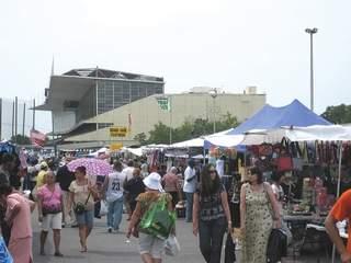Flea Market Vendors Lose At Aqueduct
