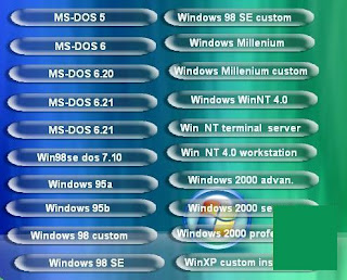 Software Download Port: All Windows BootDisk Pack