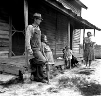White Sharecroppers 1930s