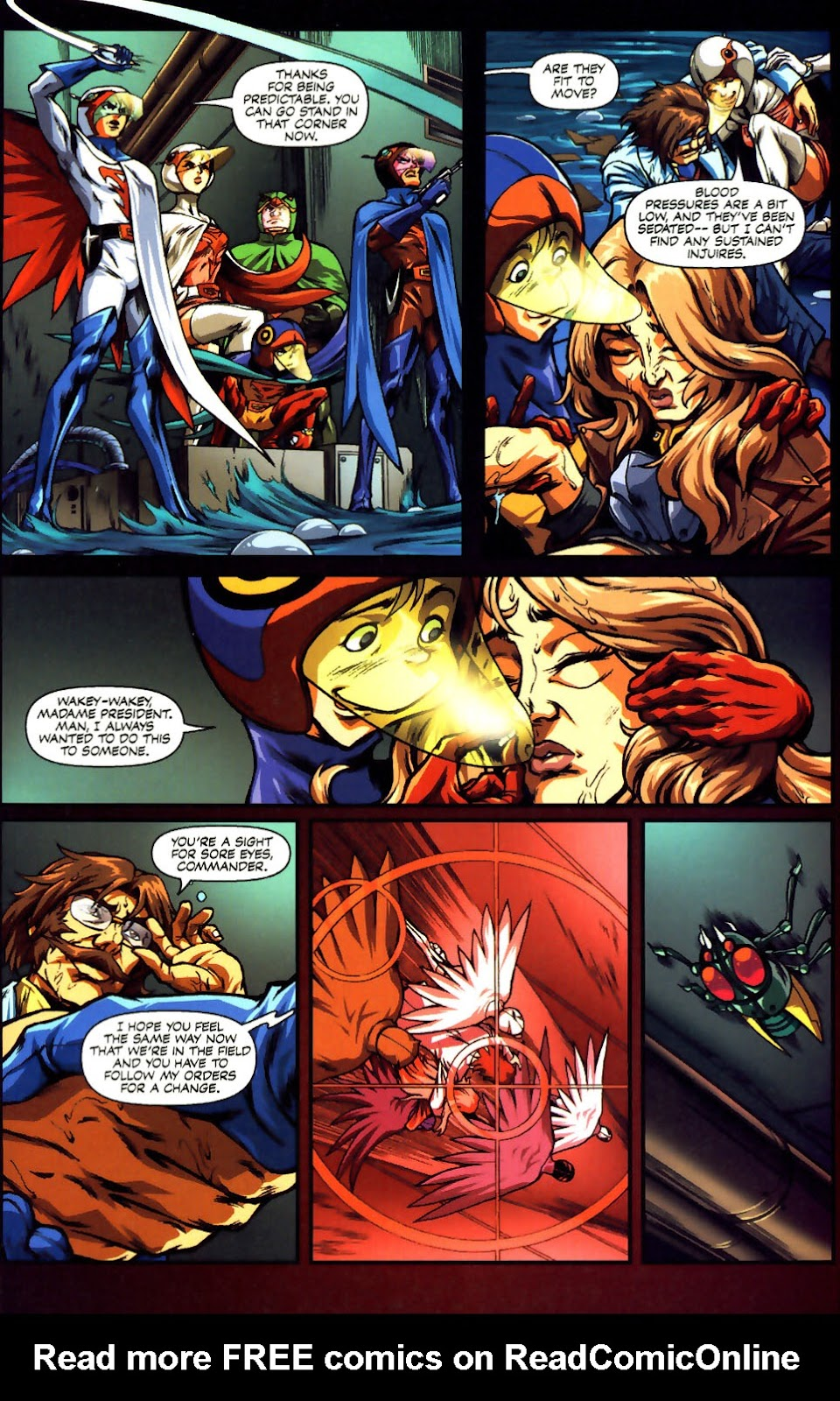 Battle of the Planets Issue #12 #14 - English 28