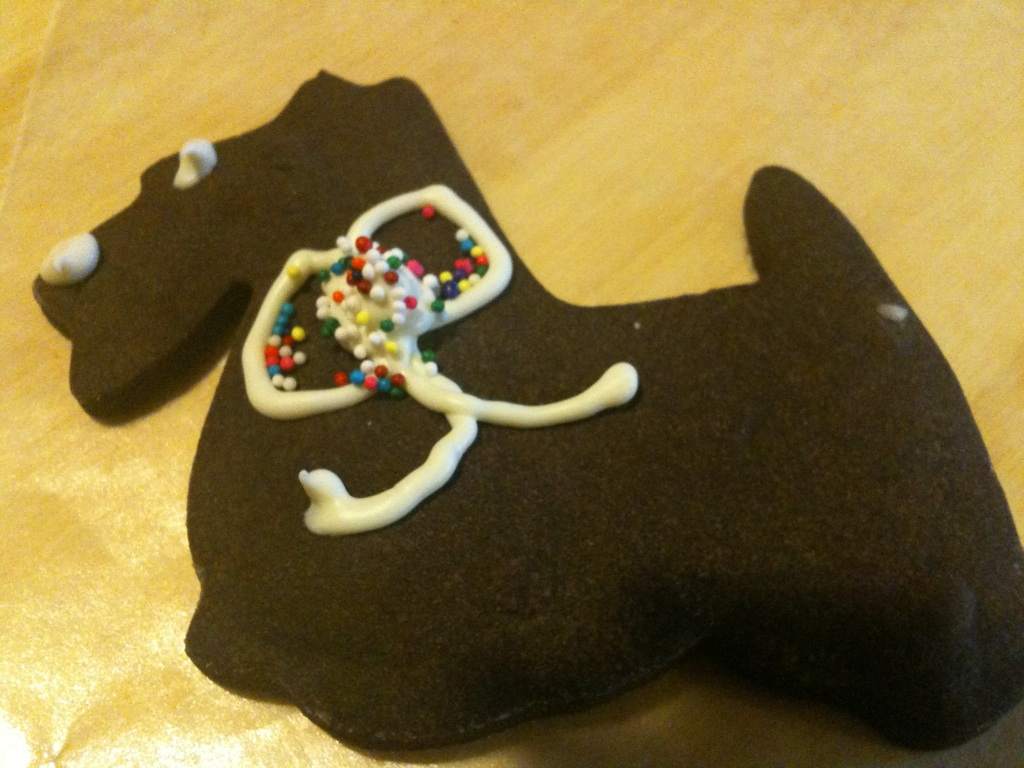 Stalking the Belle Époque: Cookie of the Day: A Shortbread