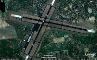 2009 Chennai in Google Earth - Photo Gallery