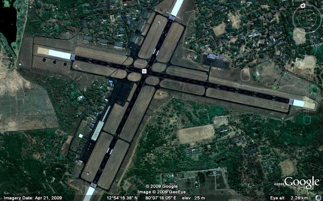 Thamparam Airforce Station