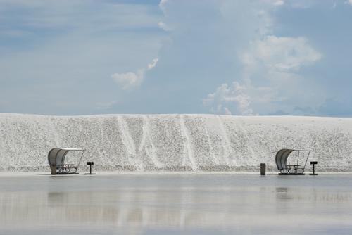 "Wallpaper Magazines: ""White Sands National Monument"""