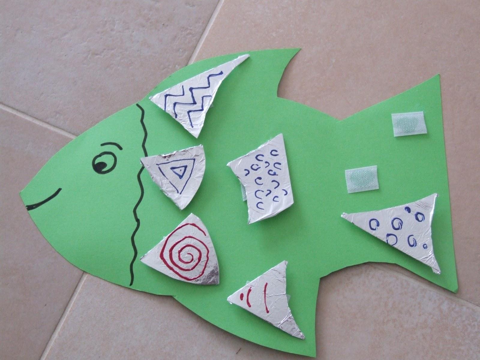 Pesce Arcobaleno Da Colorare