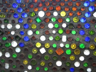 Muros de botellas