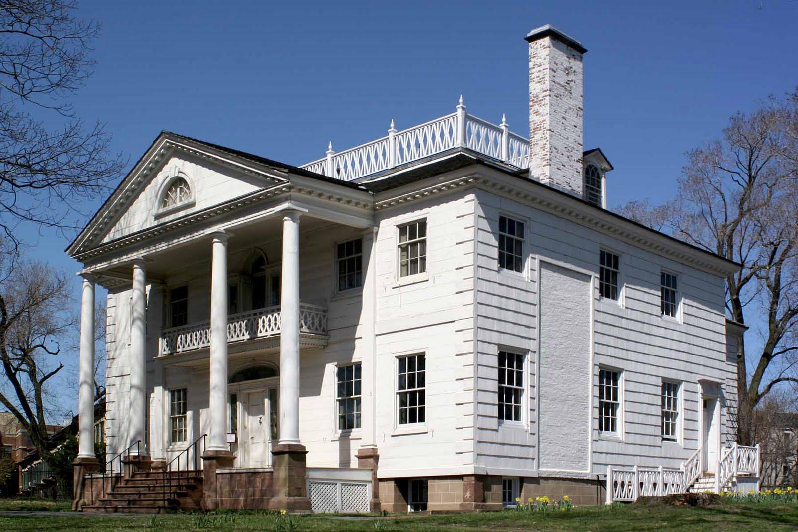 Arkansas Travelers New York Day 6 Morris Jumel Mansion
