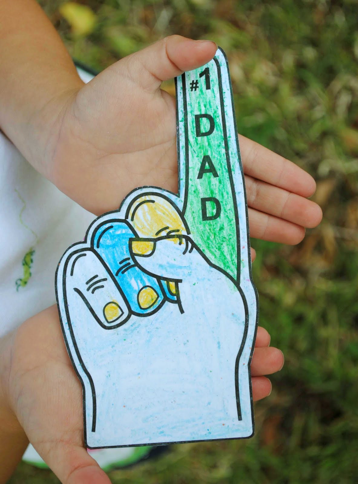 Fathers Day Printable Cards With Ducks