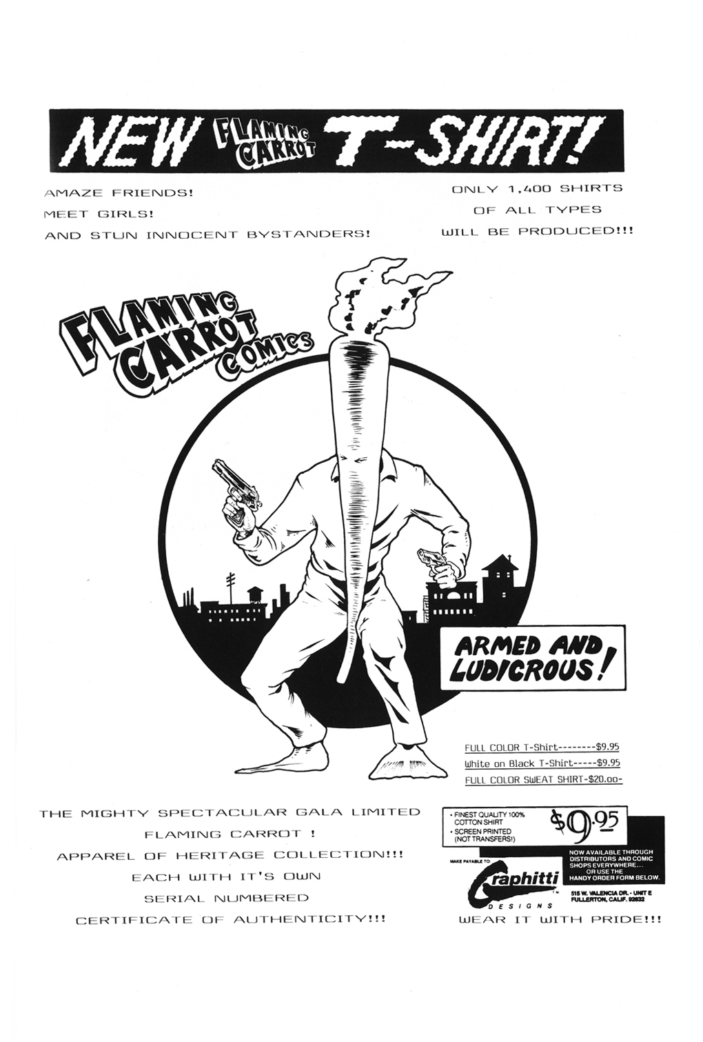Read online Flaming Carrot Comics (1984) comic -  Issue #12 - 35