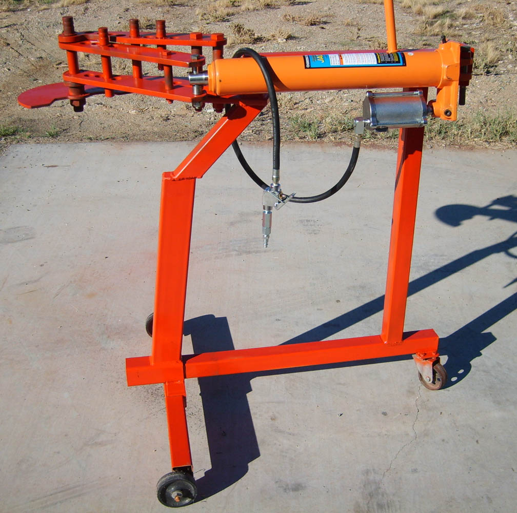Harbor Freight Pipe Bender Modifications - Bing images