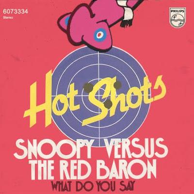 Sobre La Banda The Hot Shots No Conozco Pero A Continuacion Hablare Un Poco Sobre El Album Y Su Origen Snoopy Versus The Red Baron Fue Grabado En 1973
