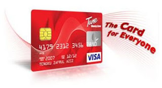 tune prepaid visa card