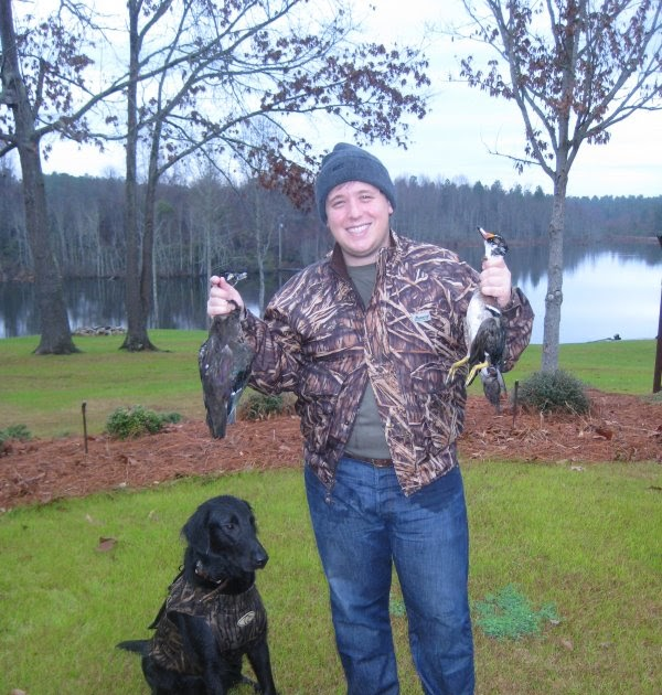A Trip Down South: On Duck Hunting