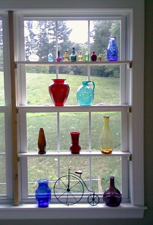 Invisible Window Shelves Frou Fru Gal Froo Froo Gal