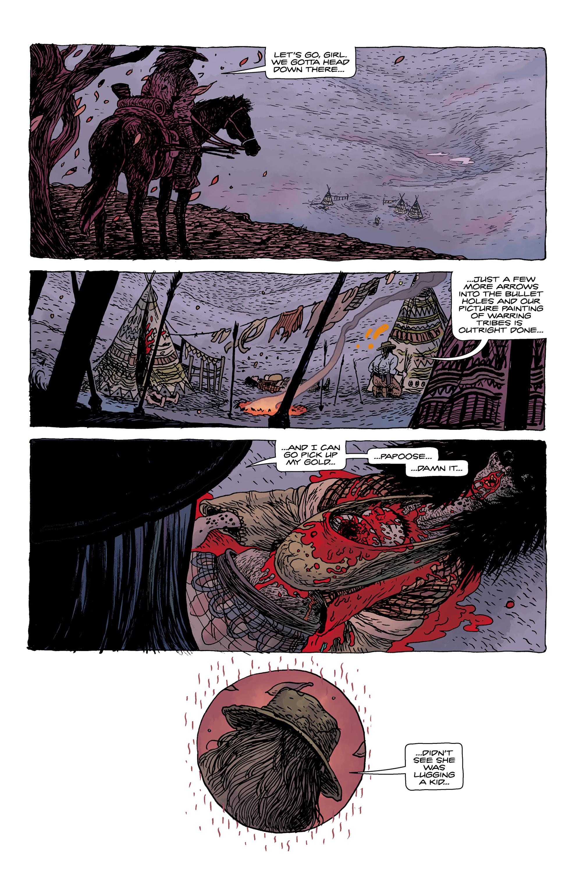 House of Penance 1 Page 8