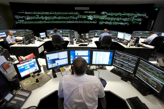 Operations Control Centre Occ Railways Operations