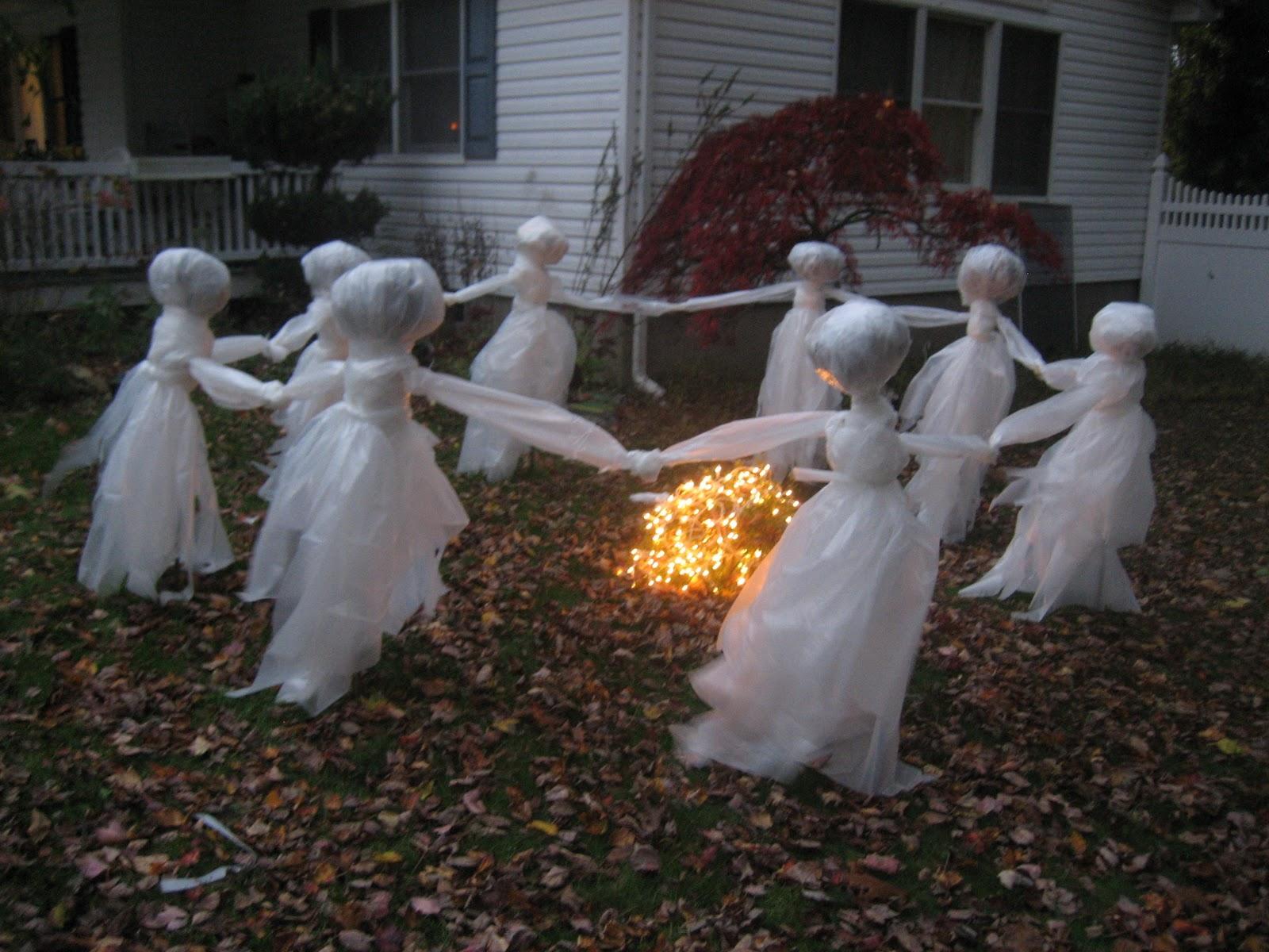 Image result for Dancing Ghosts halloween