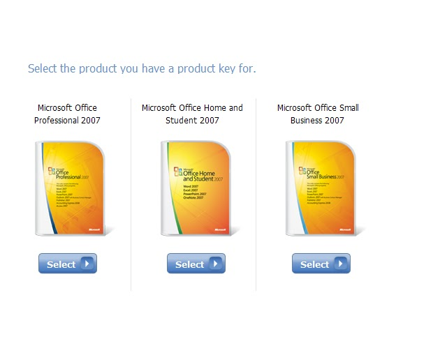product key for microsoft office home and student 2007