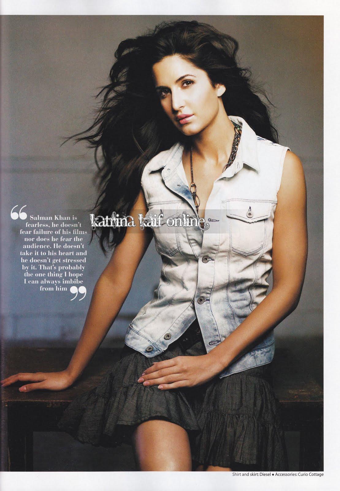 Katrina Kaif Sexy Photos From The Cover Of Filmfare -2446
