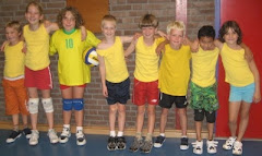 2007-2008 Mini's startgroep