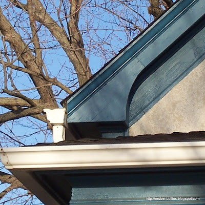 Cornice Flashing Detail The Roof Luxurious Project On H3