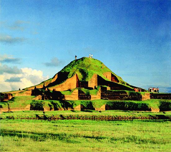 Explore The World: Paharpur-Explore The Natural