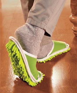 design innovativo super economico acquista per ufficiale Casasplendente: Slipper Mop - le Mocio Ciabatte
