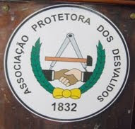Diretoria da Associação Protetora dos Desvalidos