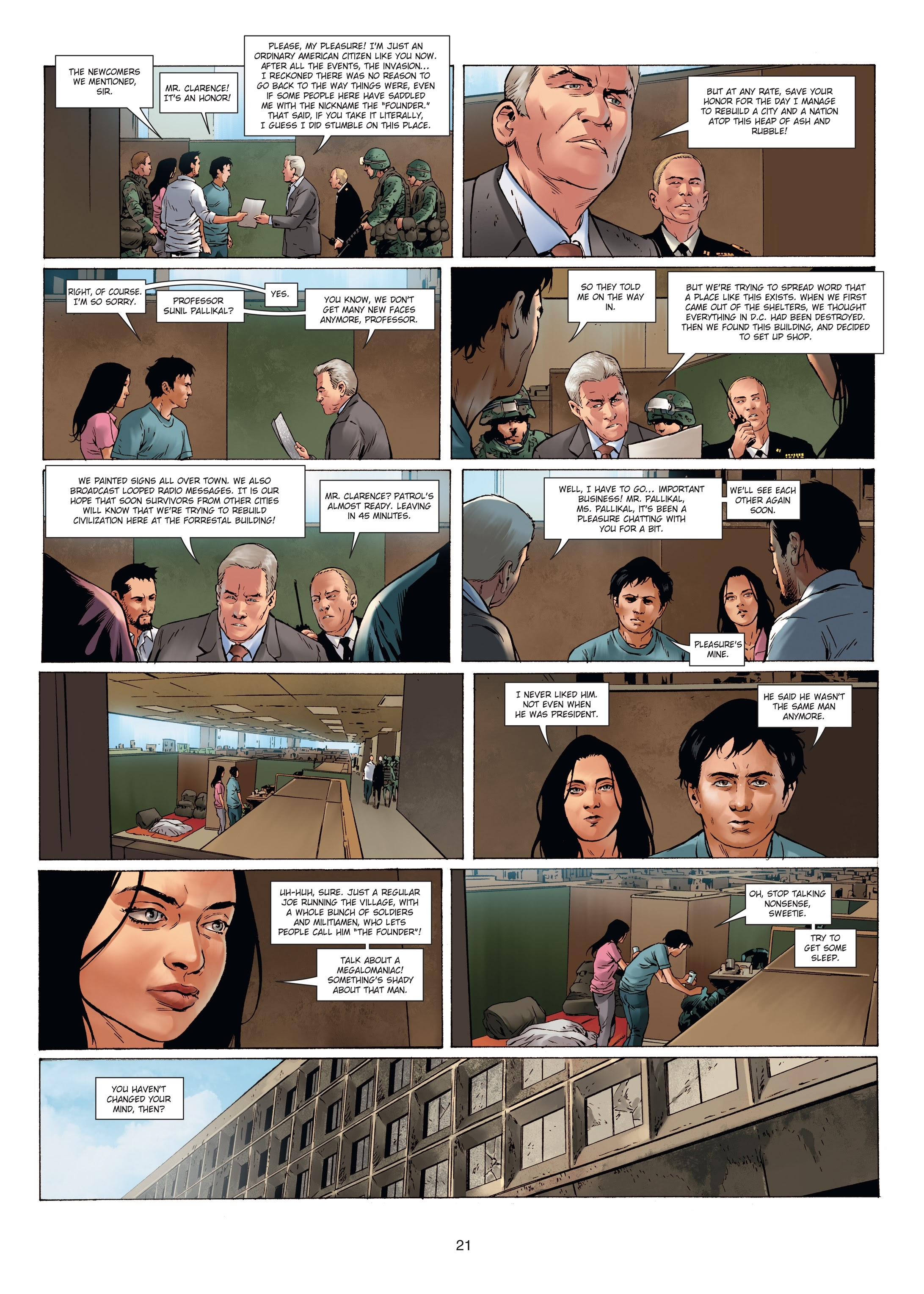 Promethee #15 #5 - English 21