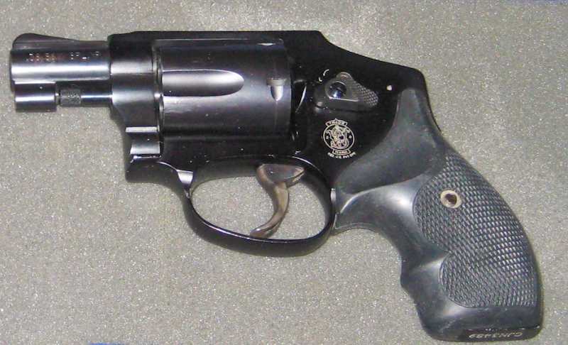 The Casual Shooter: The Smith & Wesson 442 Airweight  38spl Revolver