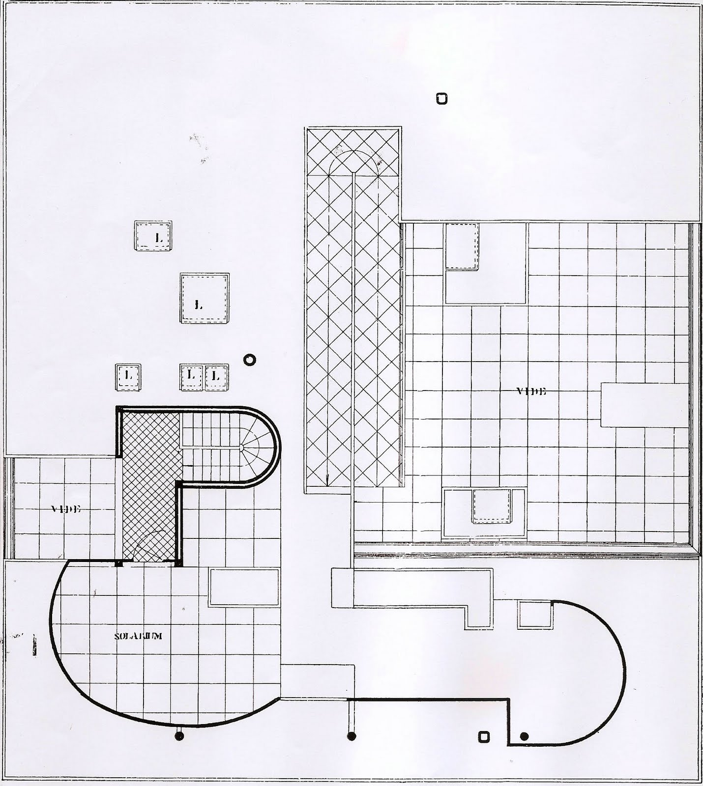 1000 Images About 1931 Villa Savoye By La Corbusier On