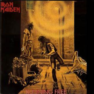 iron maiden runing free