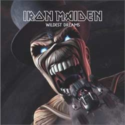 Portada Iron Maiden wildest dreams