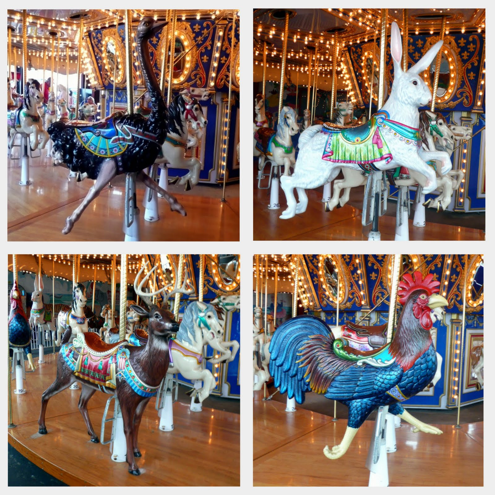 Old Orchard Beach Carousel The Best Beaches In World
