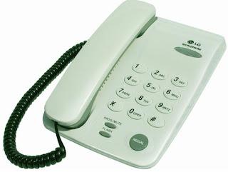 telepon rumah